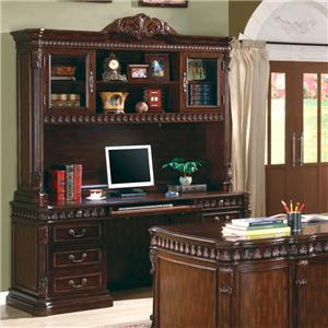 Coaster Tucker Desk and Hutch