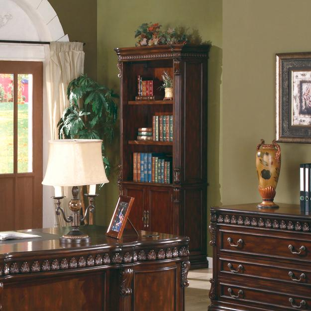Tucker Bookcase by Coaster at Value City Furniture
