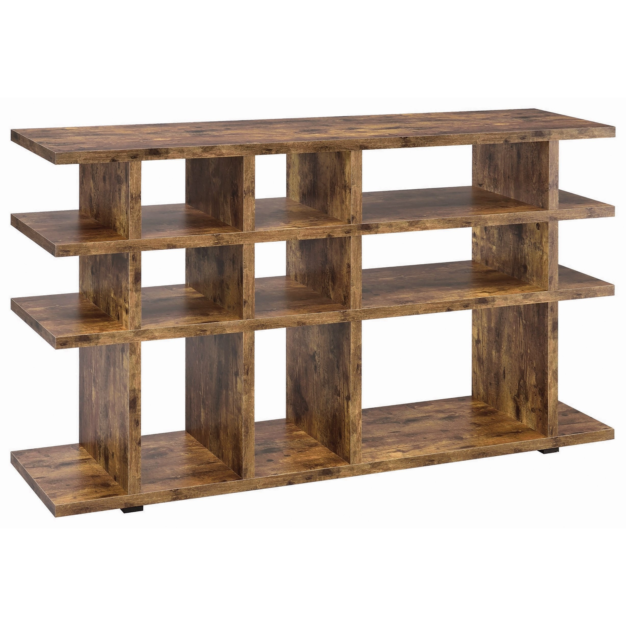 Accent Cabinets Bookcase by Coaster at Beds N Stuff
