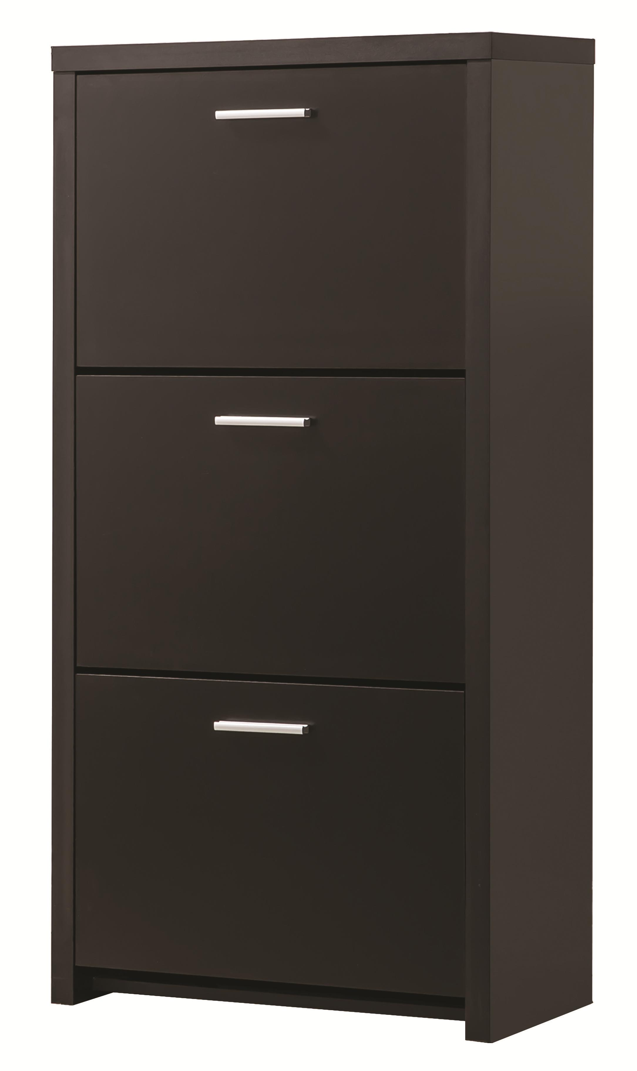 Accent Cabinets Shoe Cabinet by Coaster at Furniture Superstore - Rochester, MN