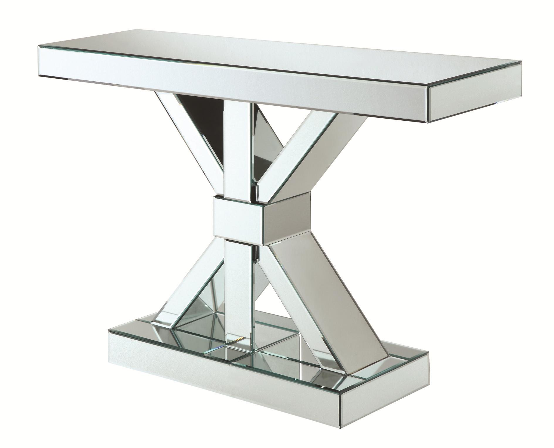 Accent Cabinets Console Table by Coaster at Northeast Factory Direct
