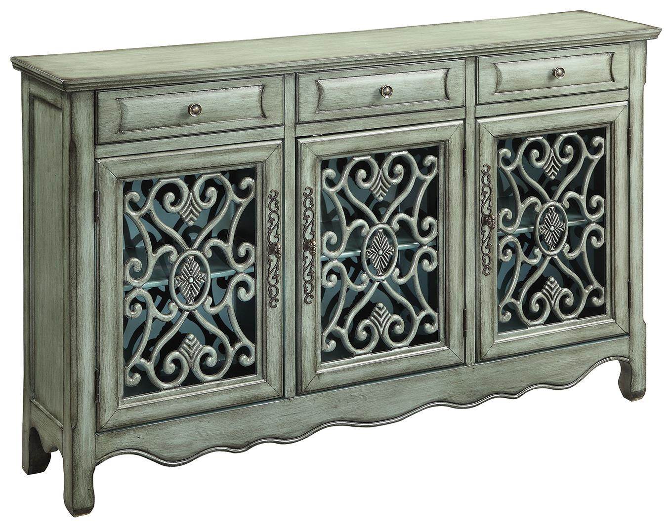 Accent Cabinets Accent Cabinet by Coaster at Carolina Direct