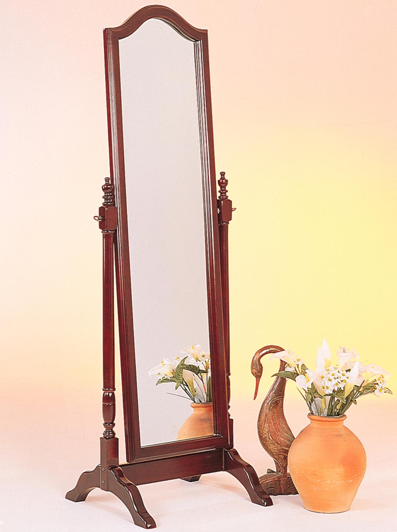 Accent Mirrors Cheval Mirror by Coaster at Northeast Factory Direct