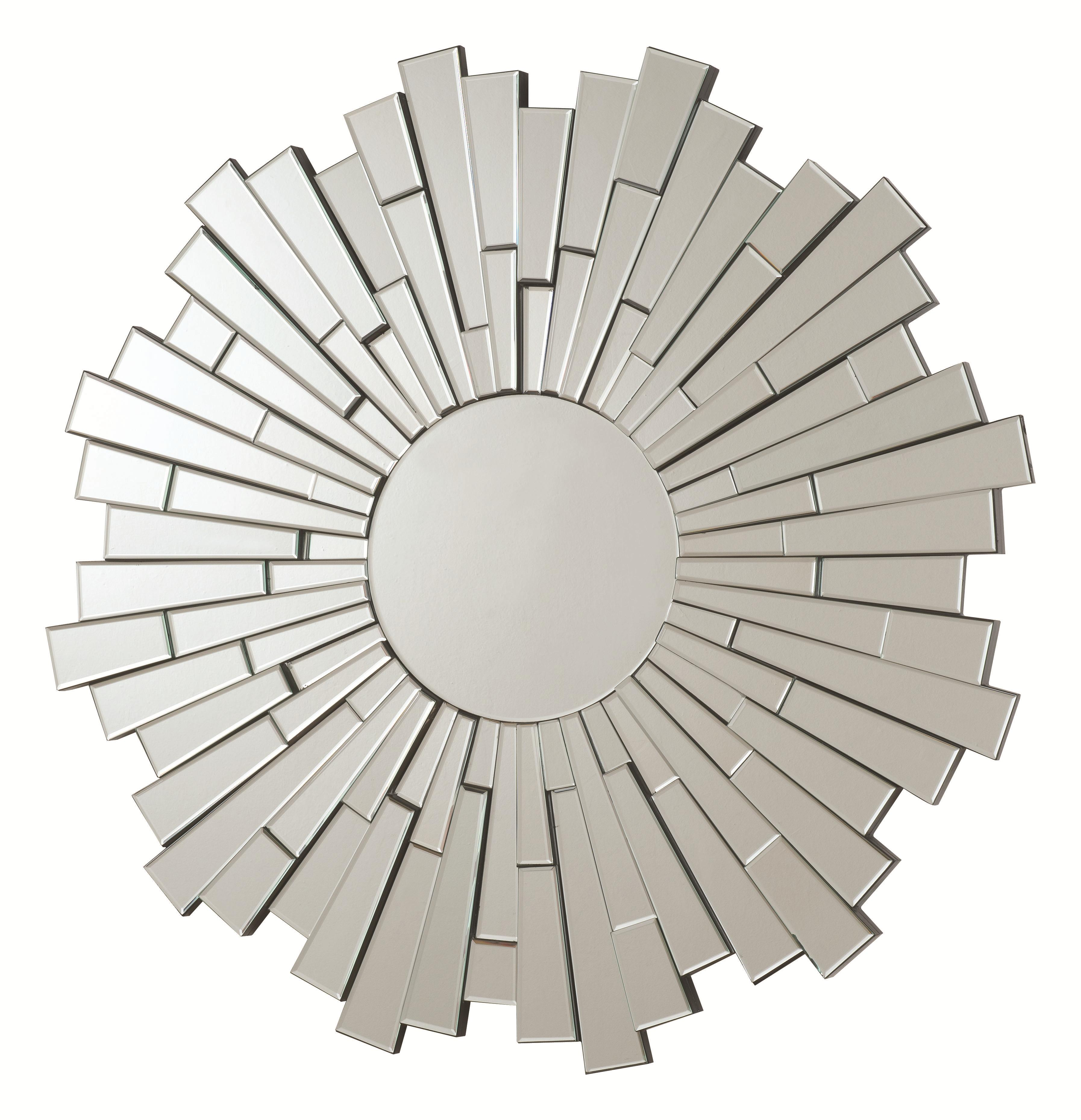 Accent Mirrors Mirror by Coaster at Lapeer Furniture & Mattress Center
