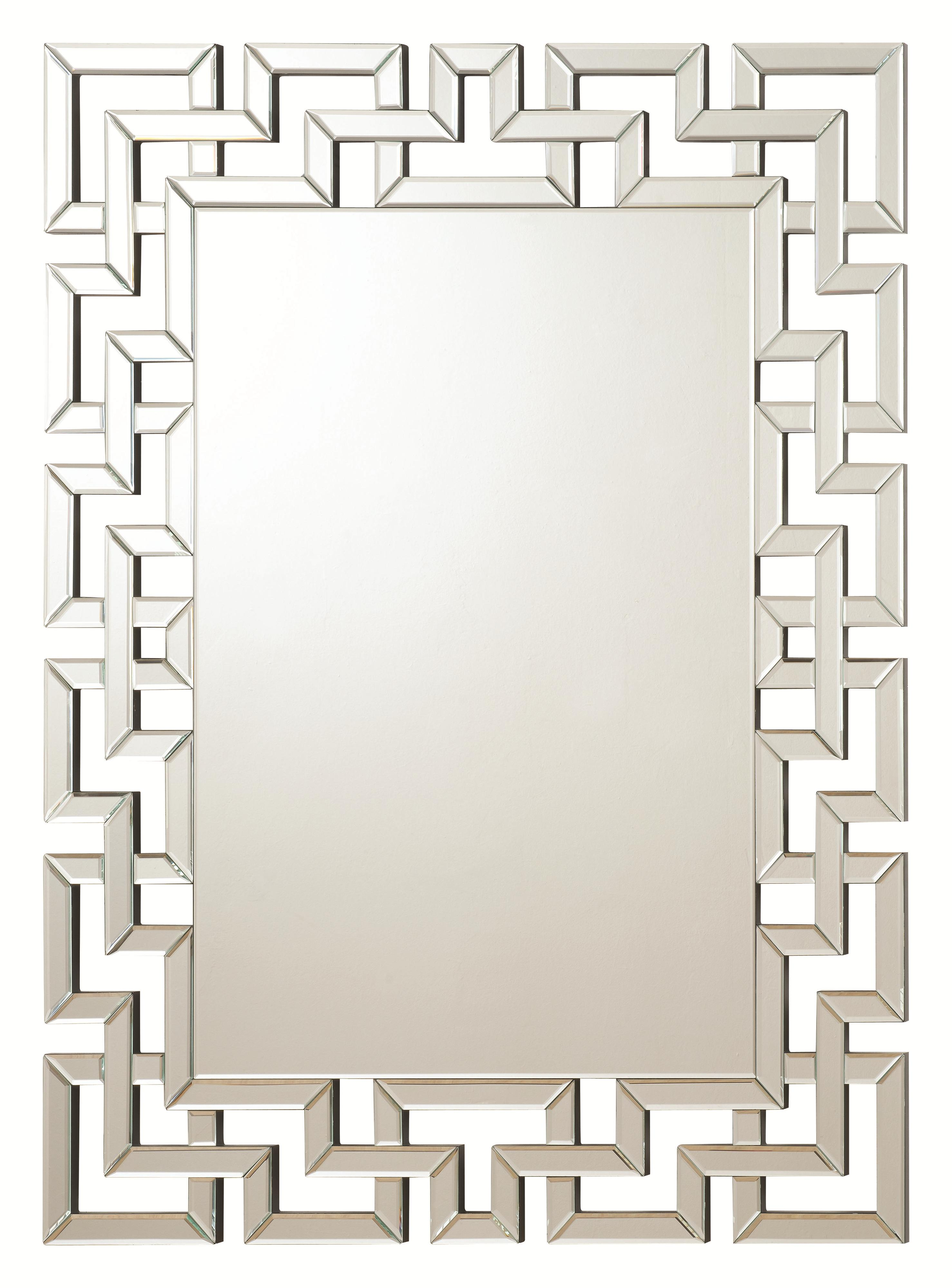 Accent Mirrors Mirror by Coaster at A1 Furniture & Mattress