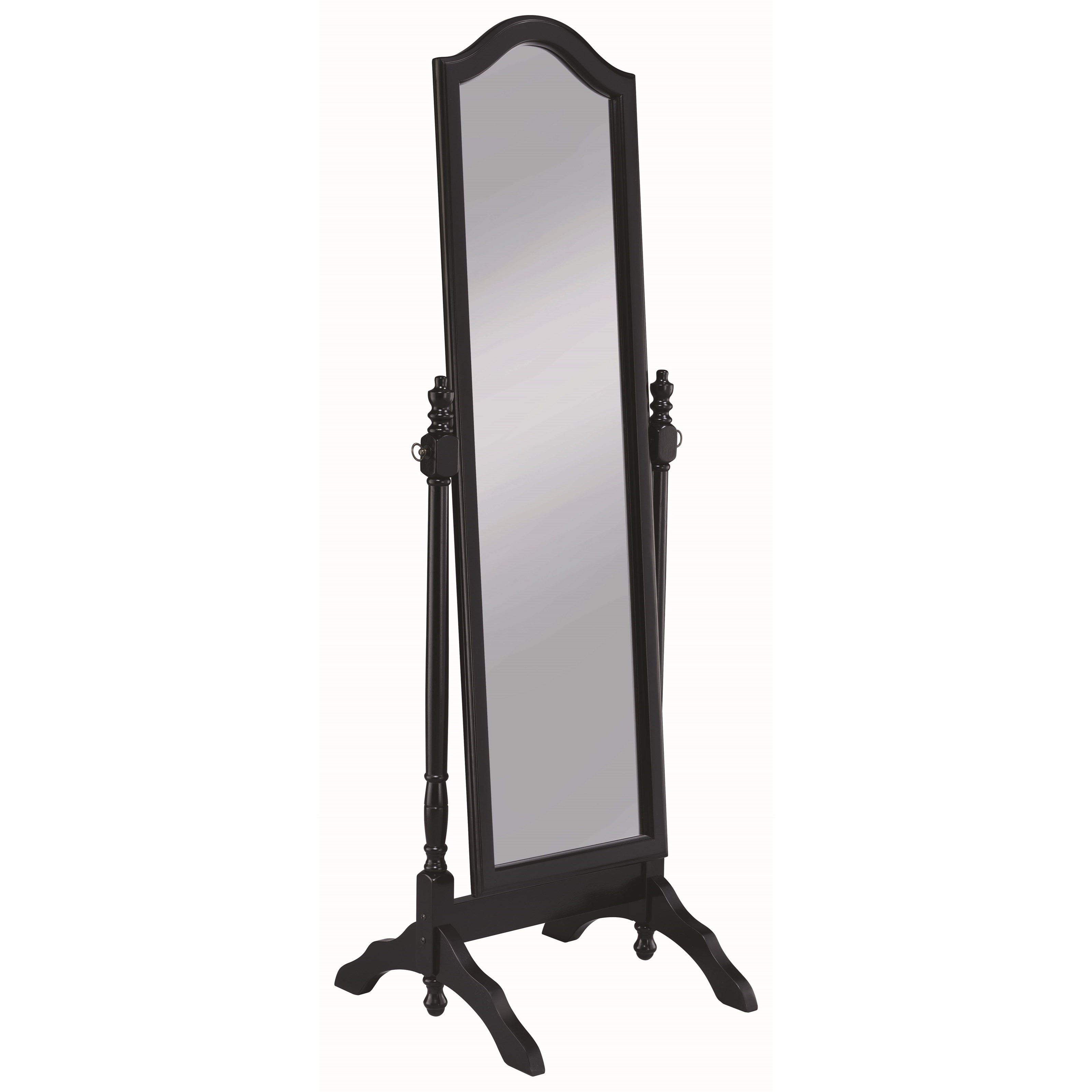 Accent Mirrors Cheval Mirror by Coaster at Nassau Furniture and Mattress