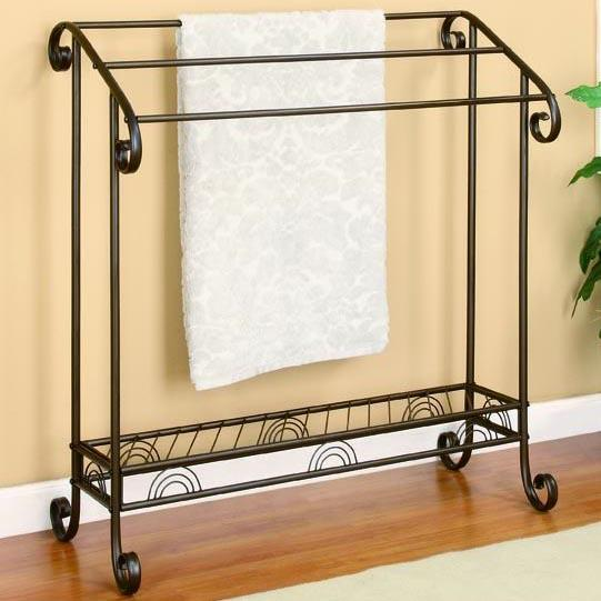 Accent Racks Towel Rack by Coaster at Nassau Furniture and Mattress