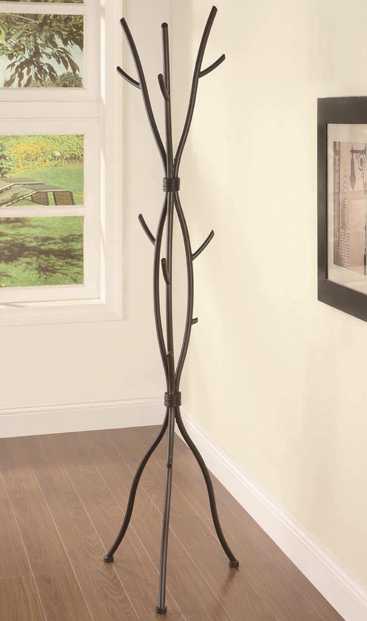 Accent Racks Metal Coat Rack by Coaster at A1 Furniture & Mattress