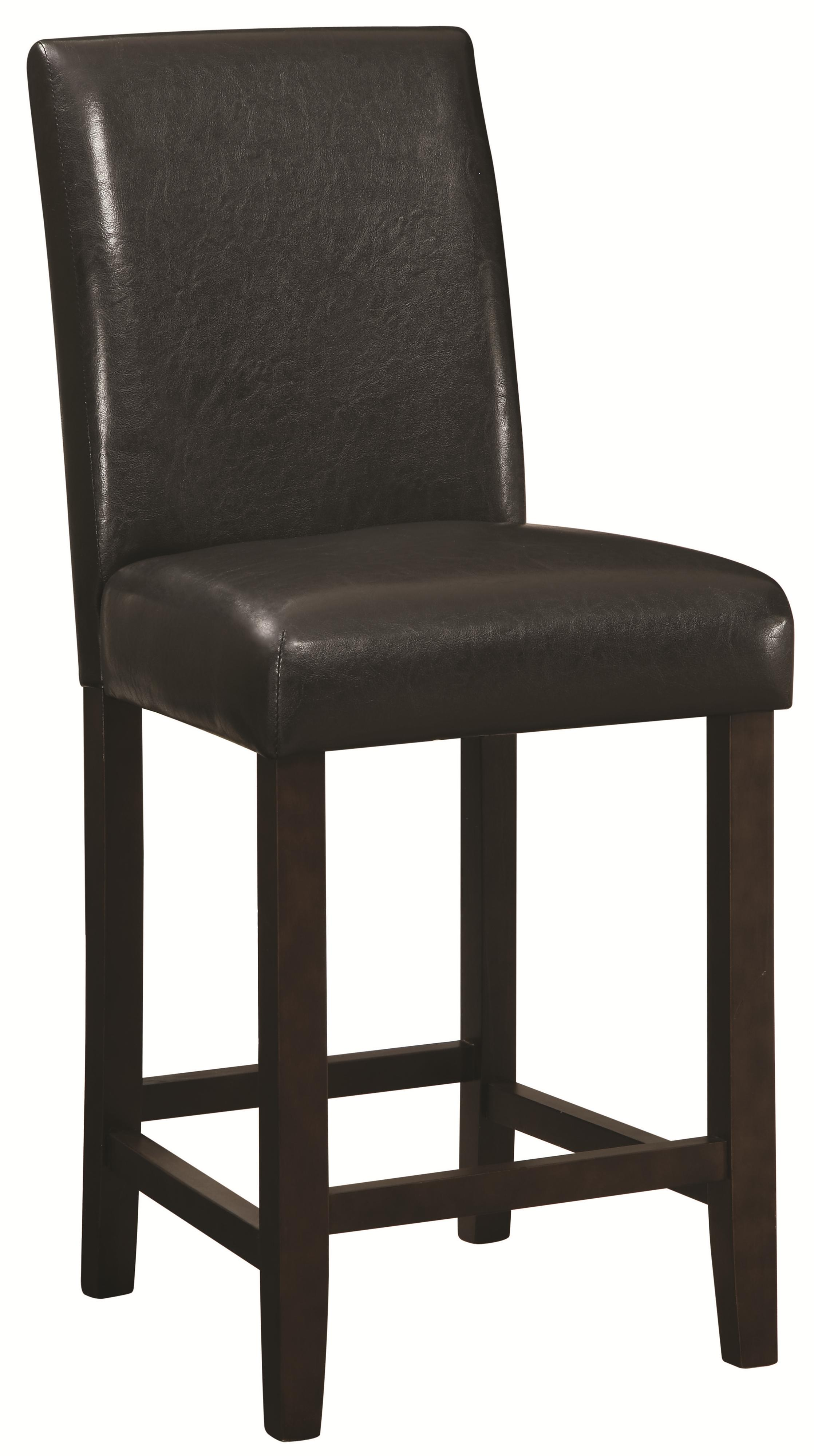 Accent Seating Counter Height Stool by Coaster at Lapeer Furniture & Mattress Center