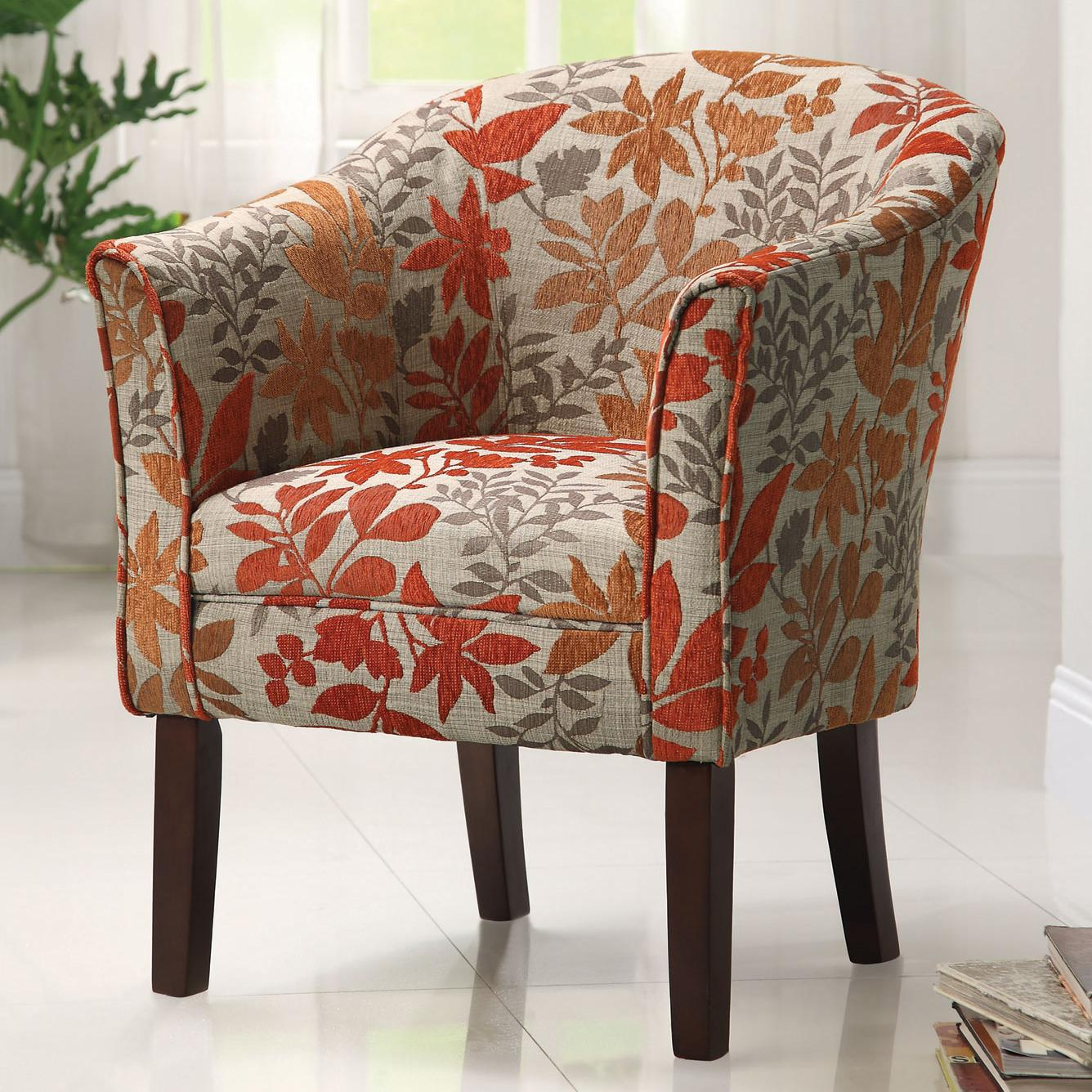 Accent Seating Accent Chair by Coaster at Nassau Furniture and Mattress