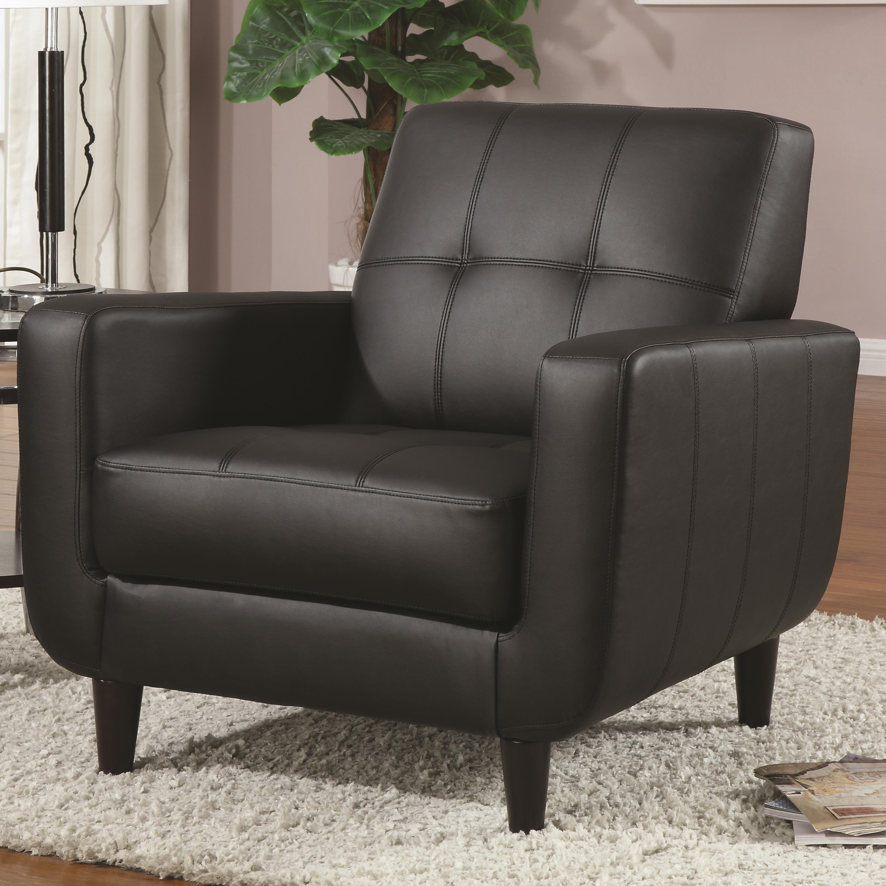 Accent Seating Accent Chair by Coaster at Value City Furniture