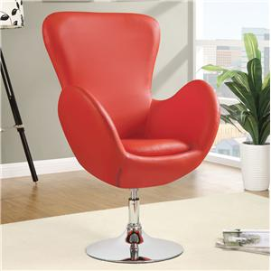 Coaster Accent Seating Leisure Chair