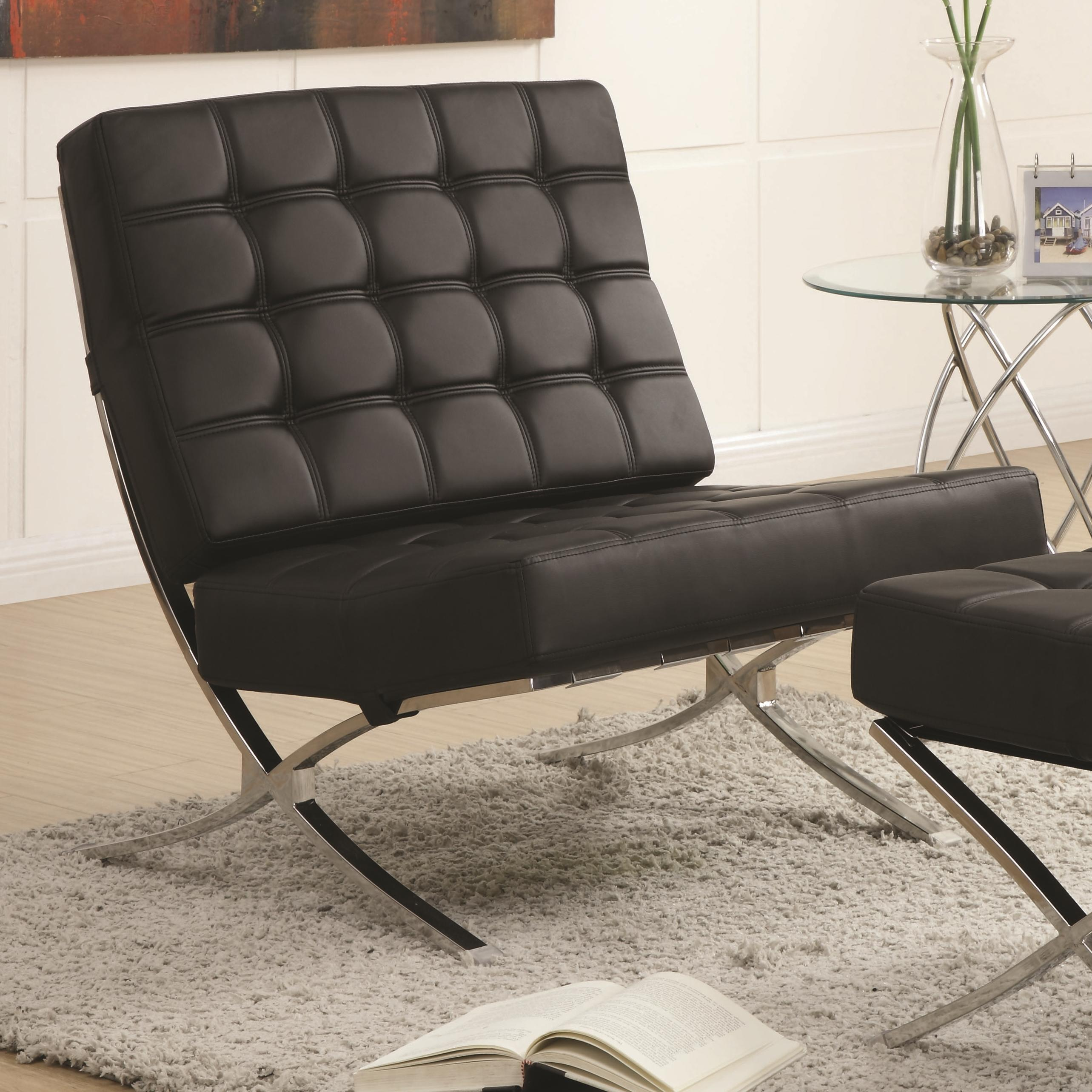 Accent Seating Accent Chair by Coaster at A1 Furniture & Mattress