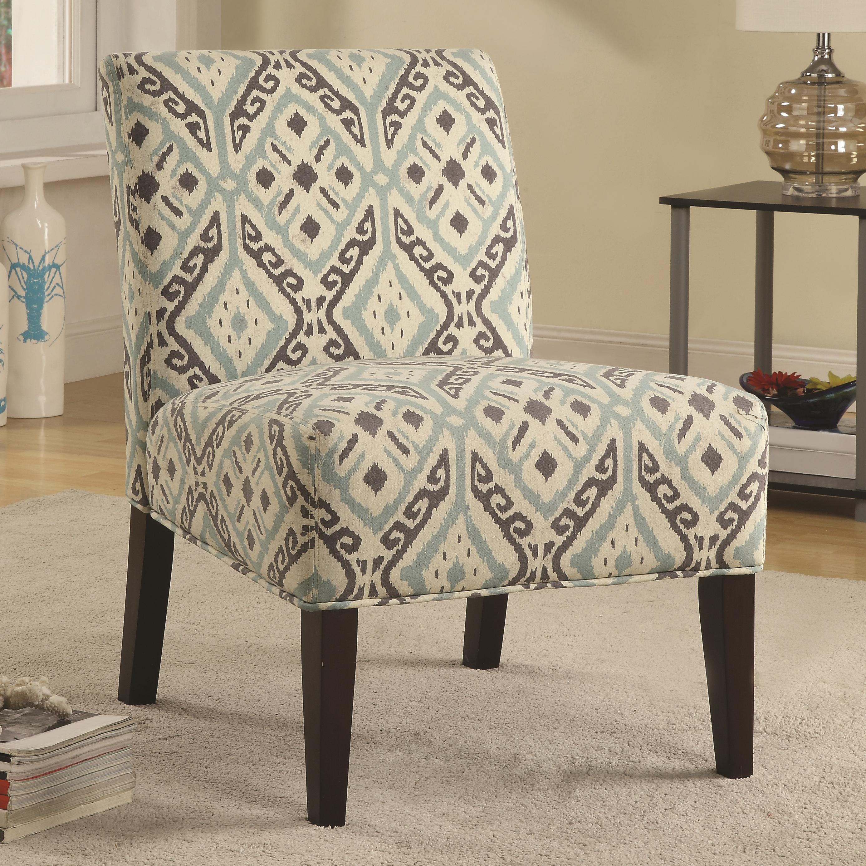 Accent Seating Accent Seating Chair by Coaster at Lapeer Furniture & Mattress Center