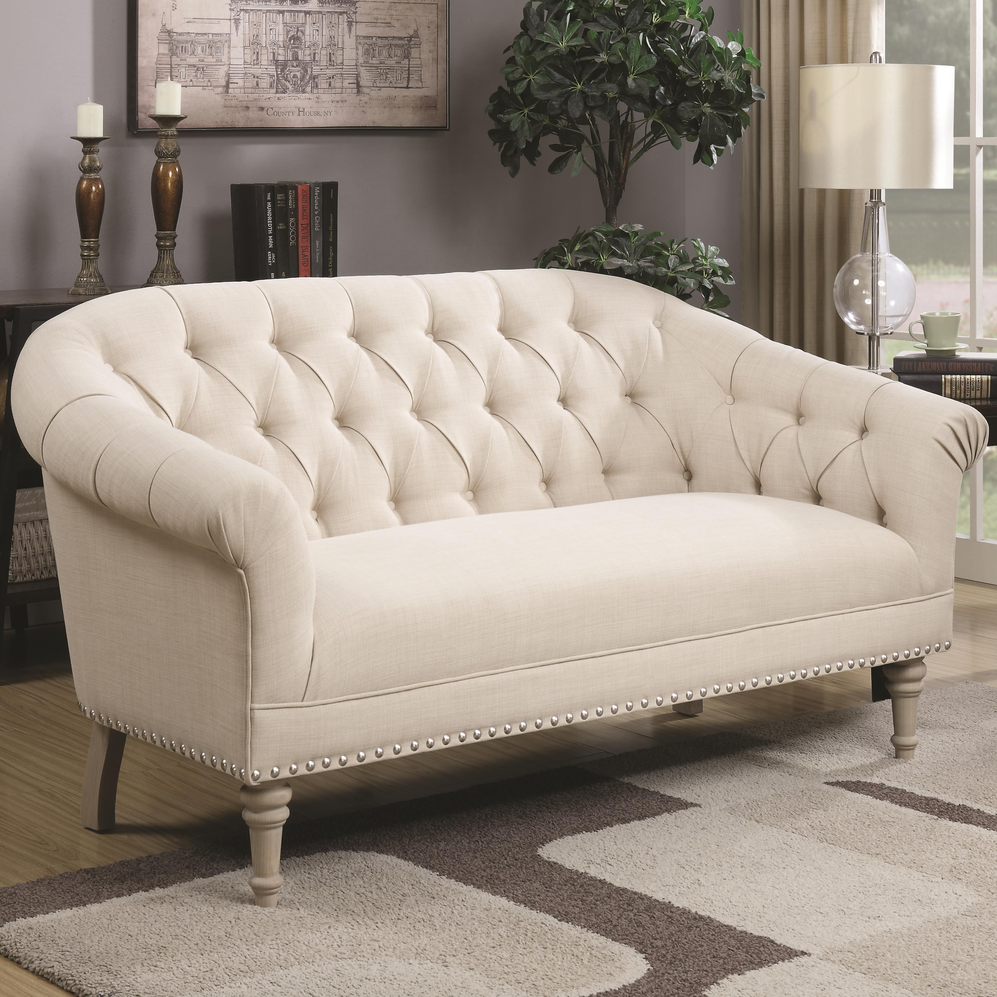 Accent Seating Settee by Coaster at Rife's Home Furniture