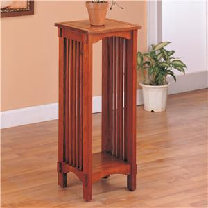 Coaster Accent Stands Square Plant Stand