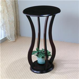 Coaster Accent Stands Round Plant Stand