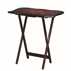Coaster Accent Tables Tray Table