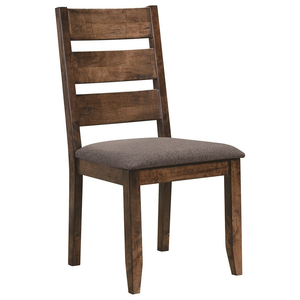 Alston Dining Chair by Coaster at Lapeer Furniture & Mattress Center