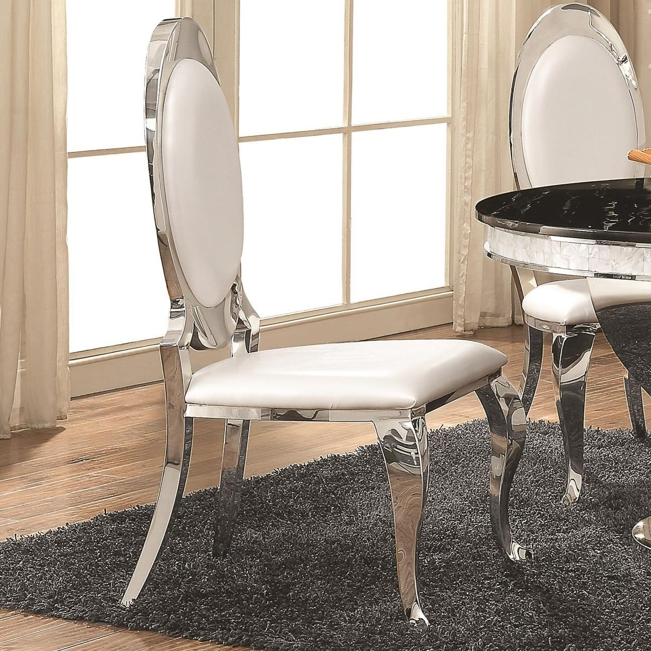Anchorage Side Chair by Coaster at Carolina Direct