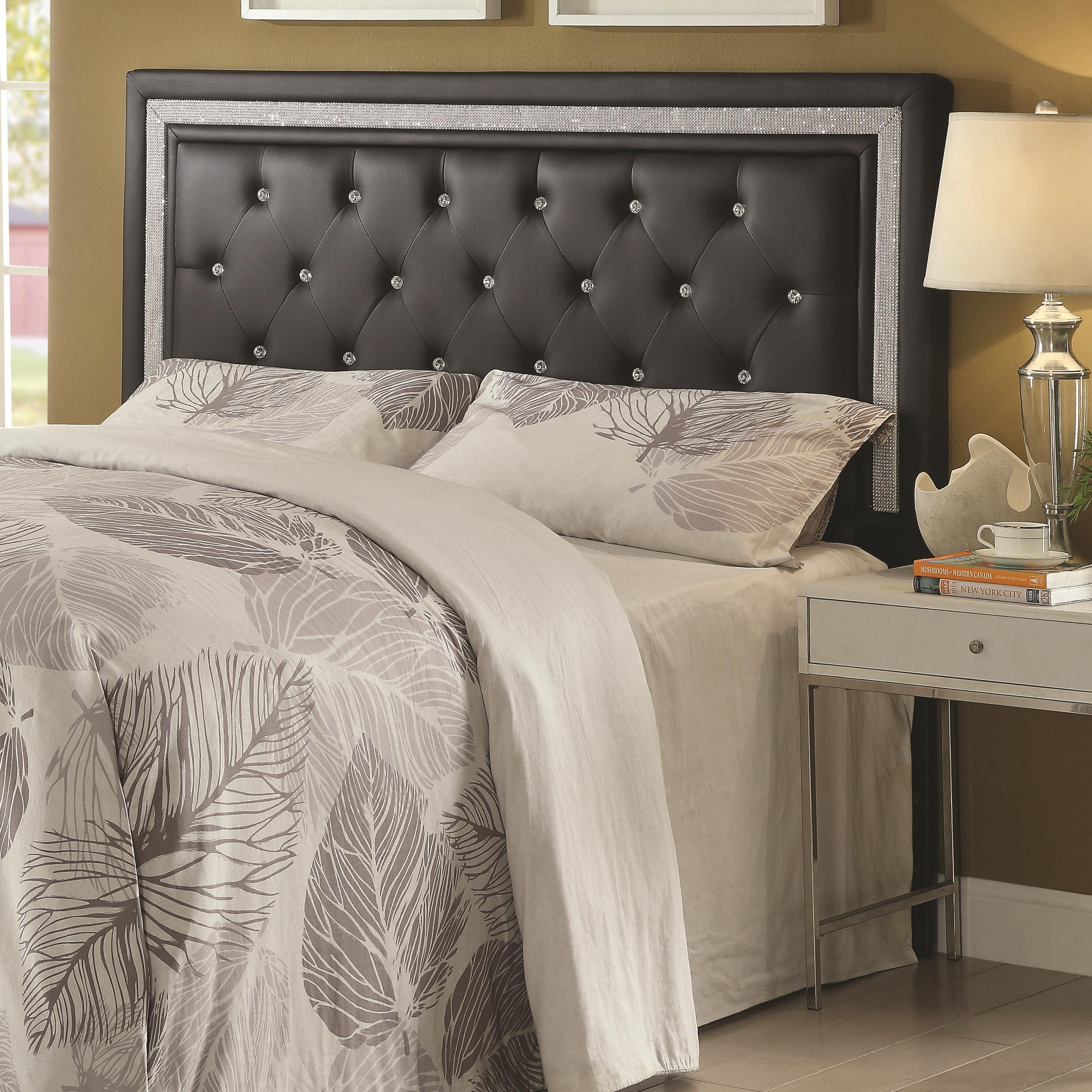 Andenne Bedroom Queen/Full Headboard by Coaster at Northeast Factory Direct