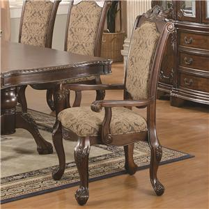 Coaster Andrea Dining Arm Chair