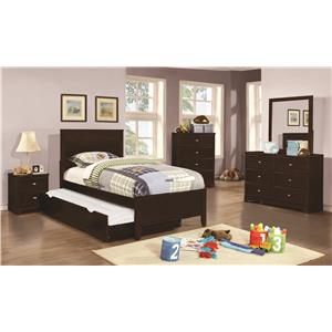 Twin Trundle Bedroom Group