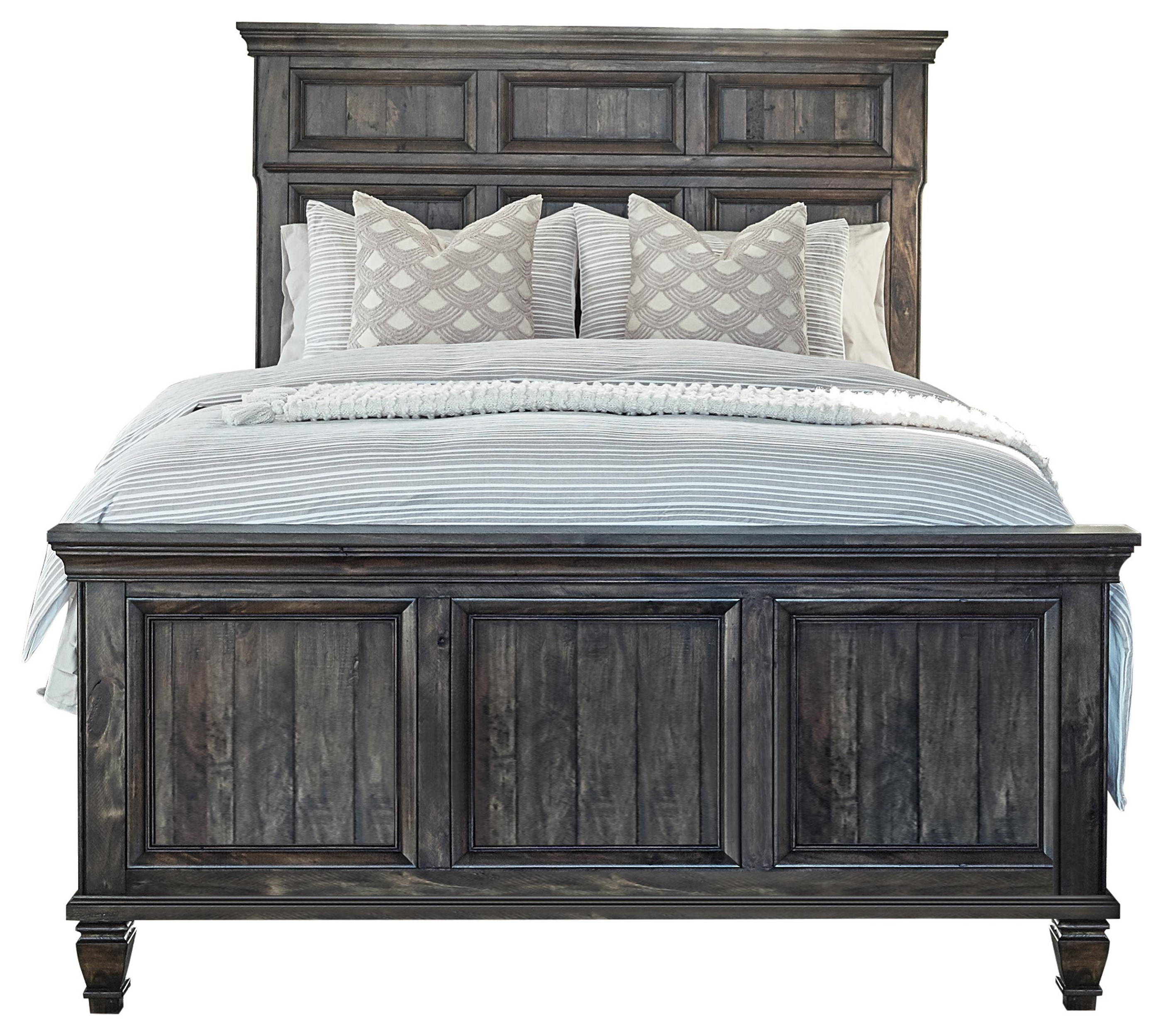 Avenue King Bed by Coaster at Beck's Furniture