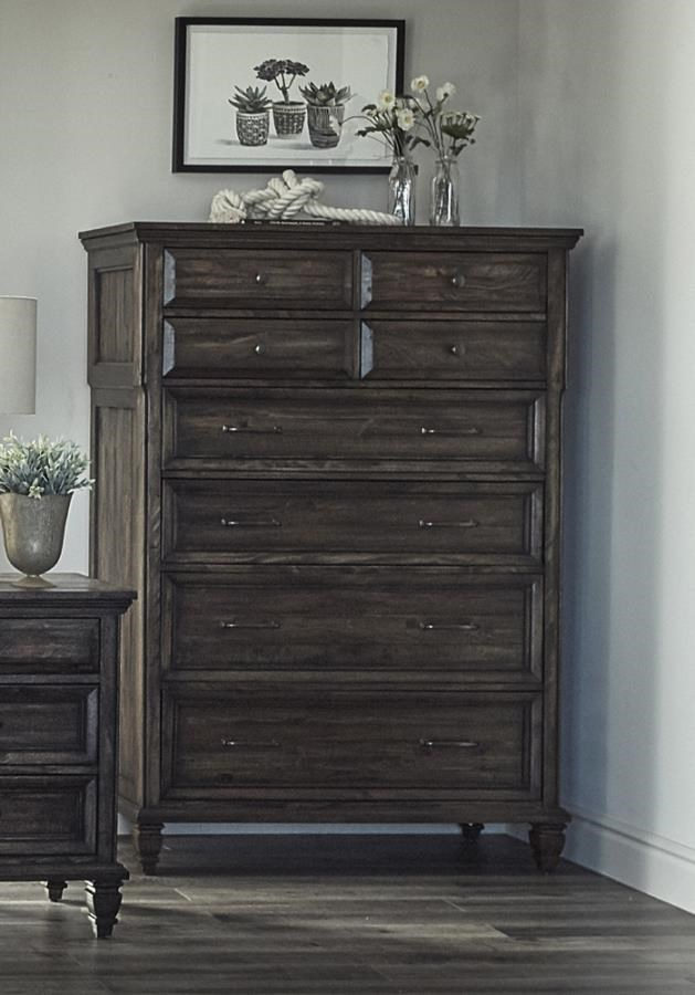 Avenue Drawer Chest by Coaster at Beck's Furniture