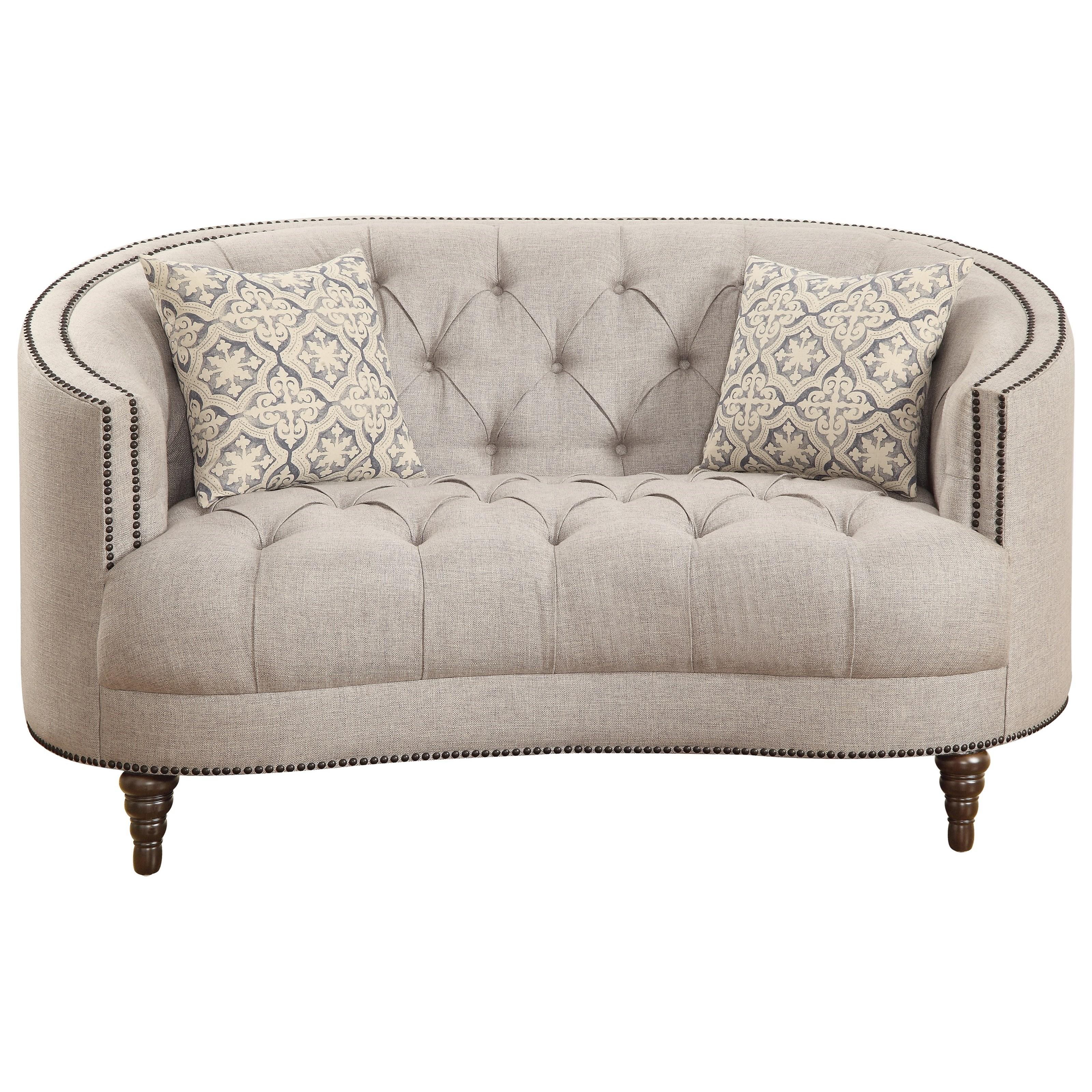Avonlea Loveseat by Coaster at Standard Furniture