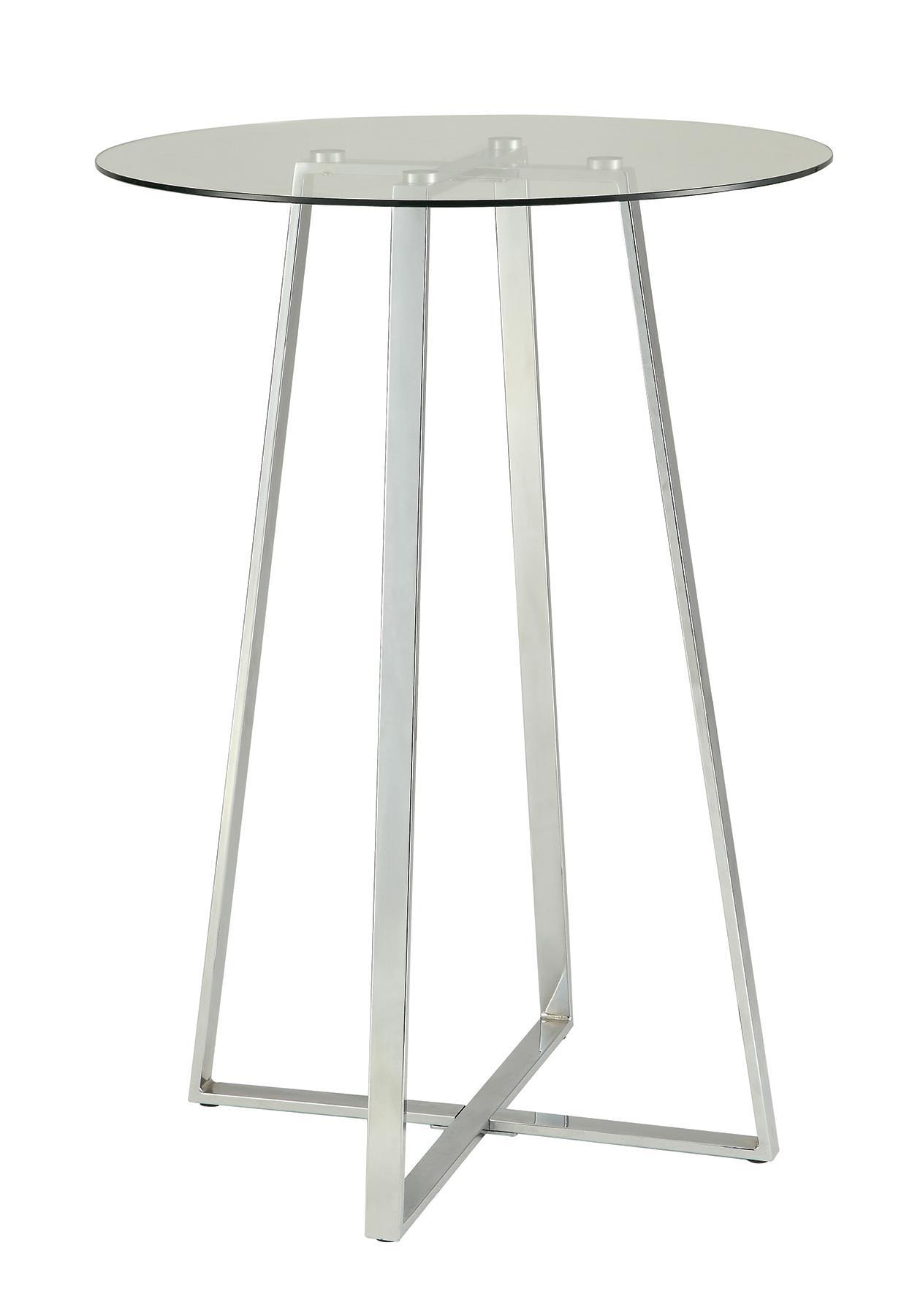 Bar Units and Bar Tables Bar Table by Coaster at Beds N Stuff