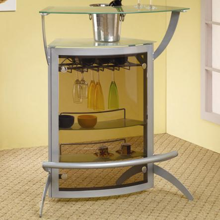 Bar Units and Bar Tables Bar Unit by Coaster at Rife's Home Furniture