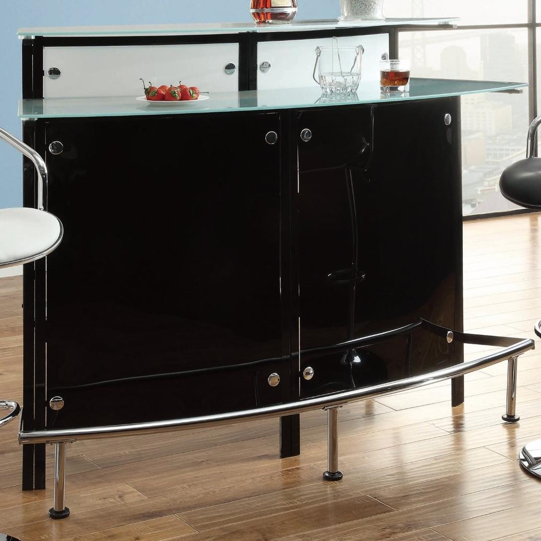 Bar Units and Bar Tables Bar Table by Coaster at Northeast Factory Direct