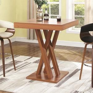 Modern Square Bar Table