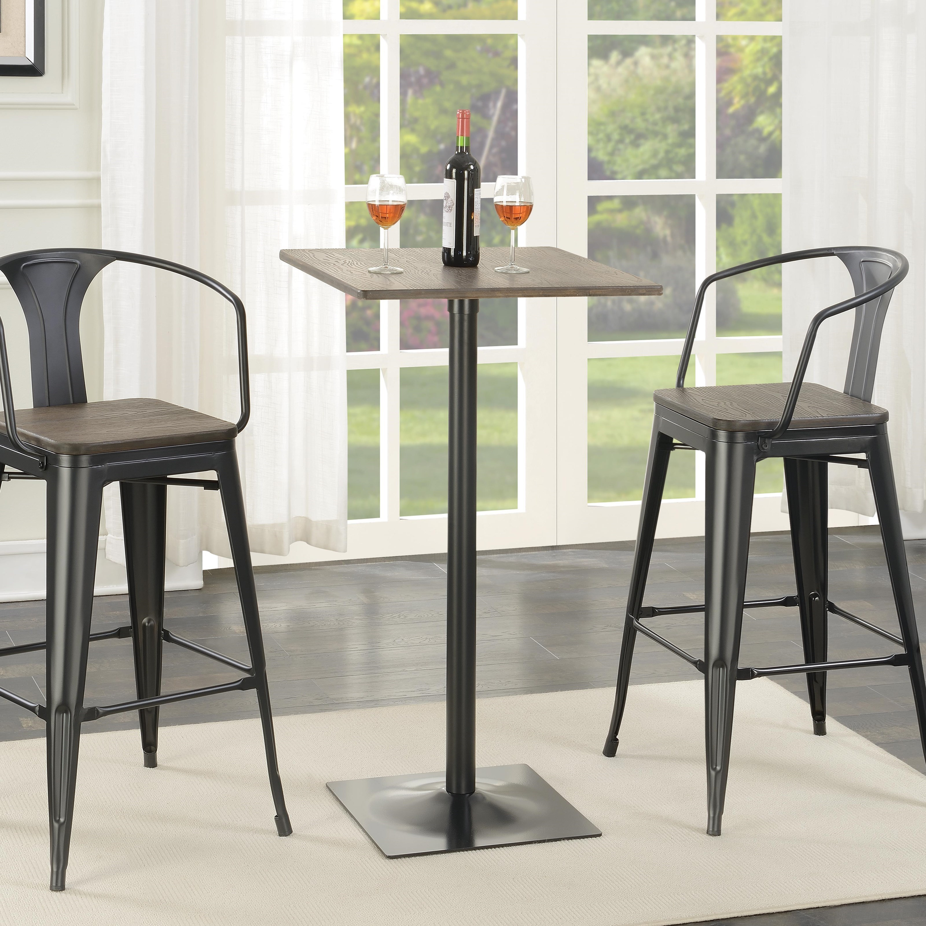 Bar Units and Bar Tables Bar Table by Coaster at Lapeer Furniture & Mattress Center