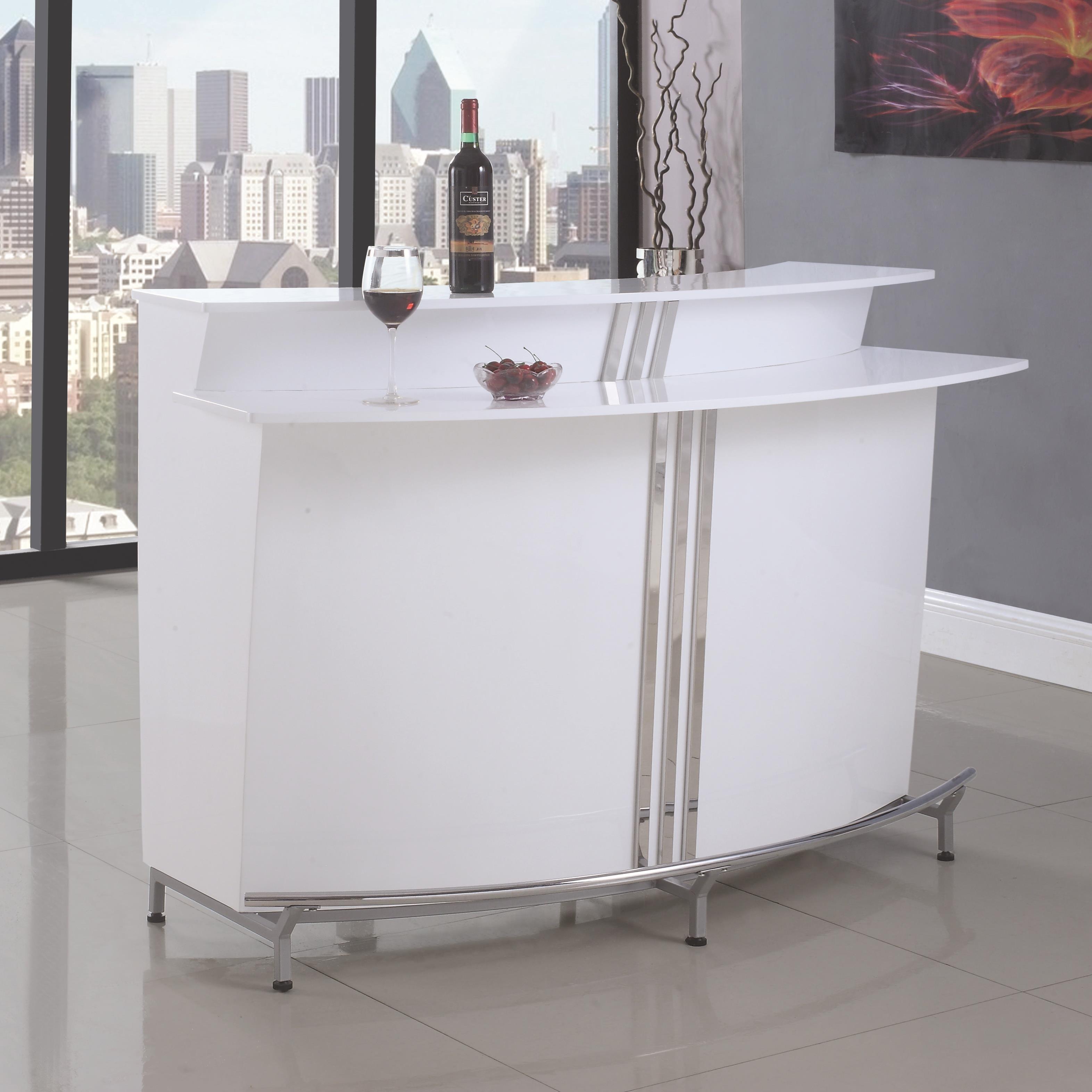 Bar Units and Bar Tables Bar Unit by Coaster at Standard Furniture