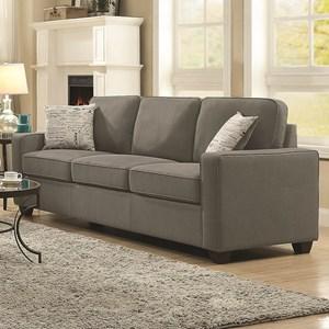 Sofa wth Casual Style