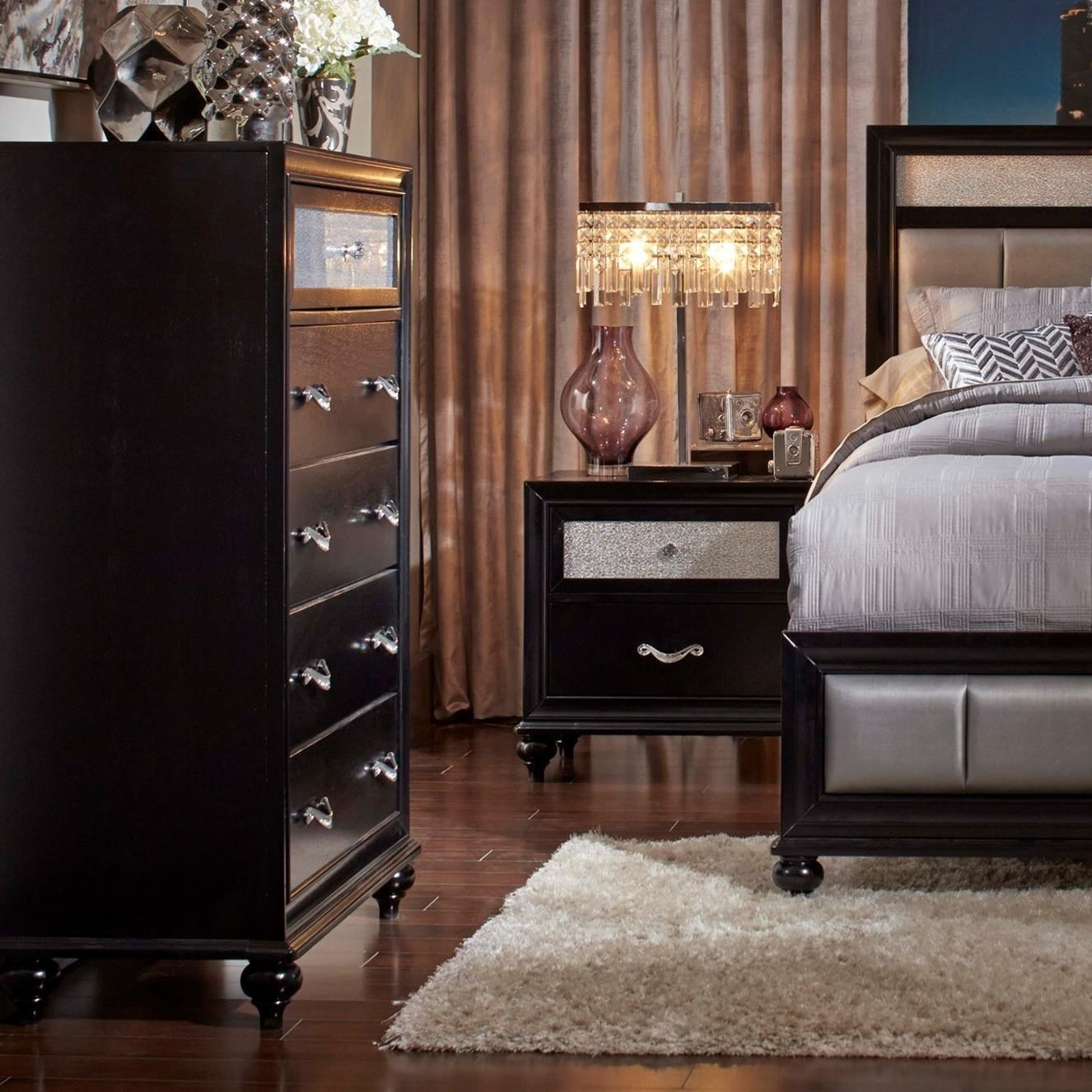 Barzini Chest by Coaster at Lapeer Furniture & Mattress Center