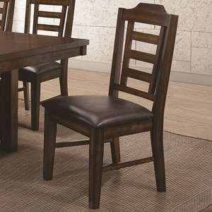 Ladder Backed Dining Chair