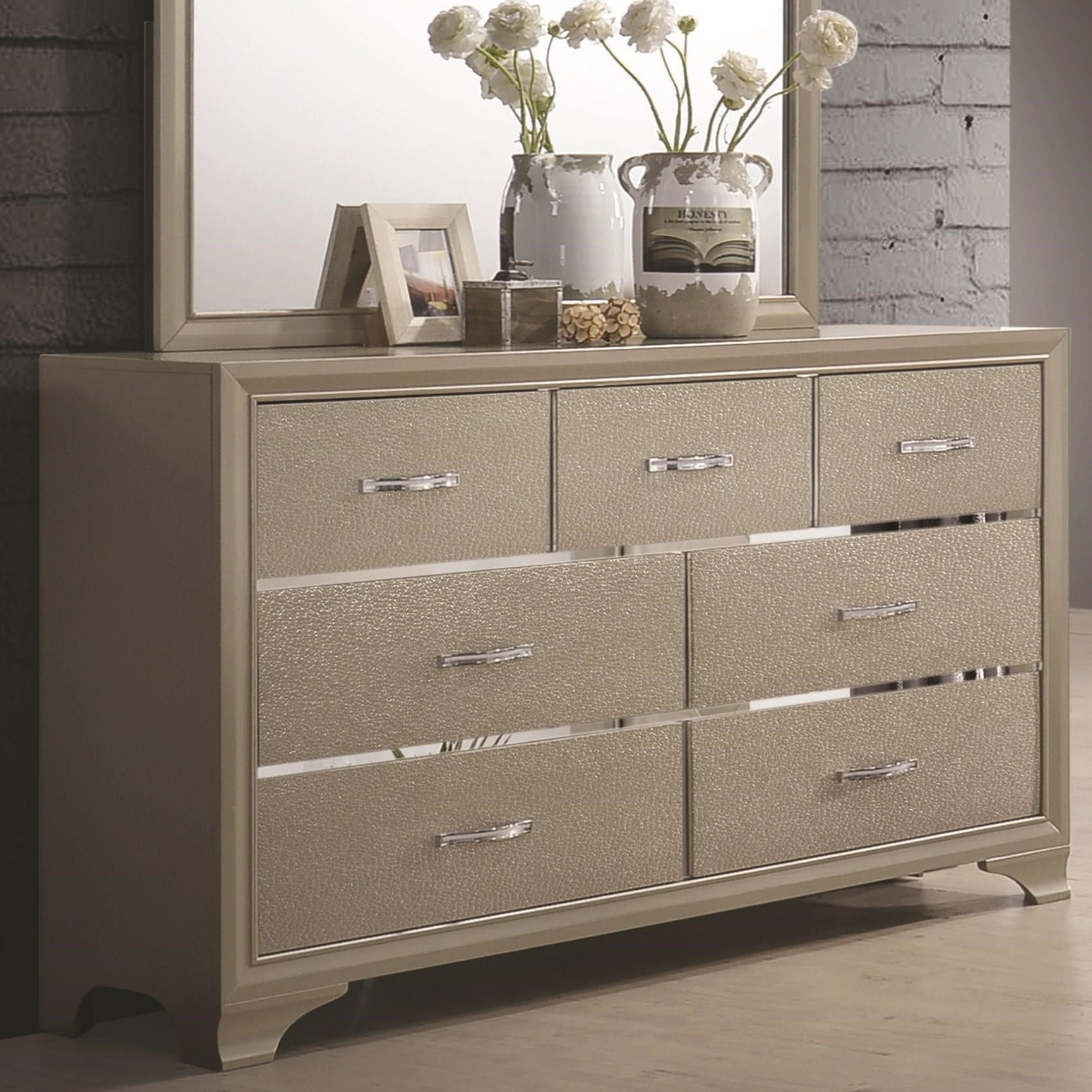 Beaumont Dresser by Coaster at Rife's Home Furniture