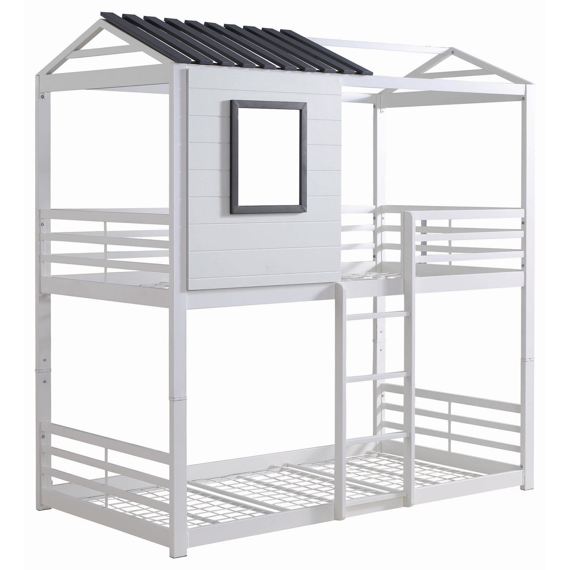 Belton Twin/Twin Bunk Bed by Coaster at Northeast Factory Direct