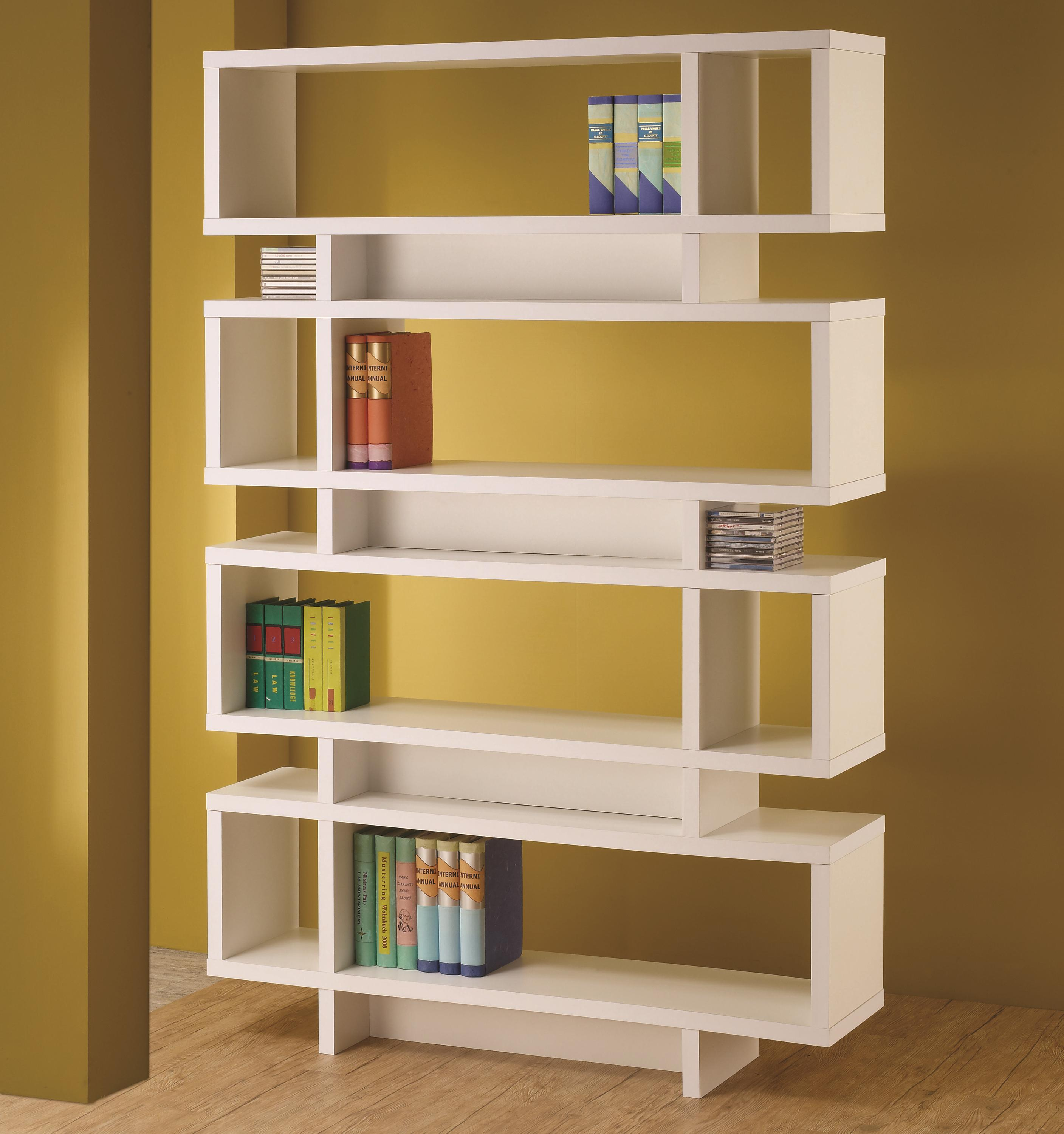 Bookcases Bookcase by Coaster at Furniture Superstore - Rochester, MN