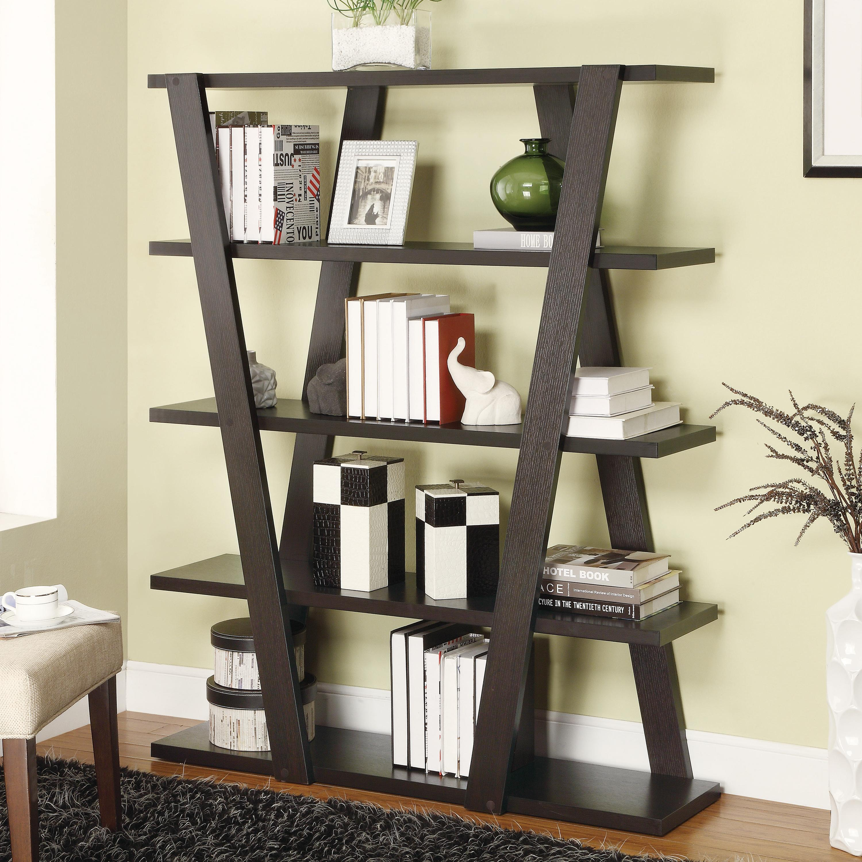 Bookcases Bookshelf by Coaster at Standard Furniture