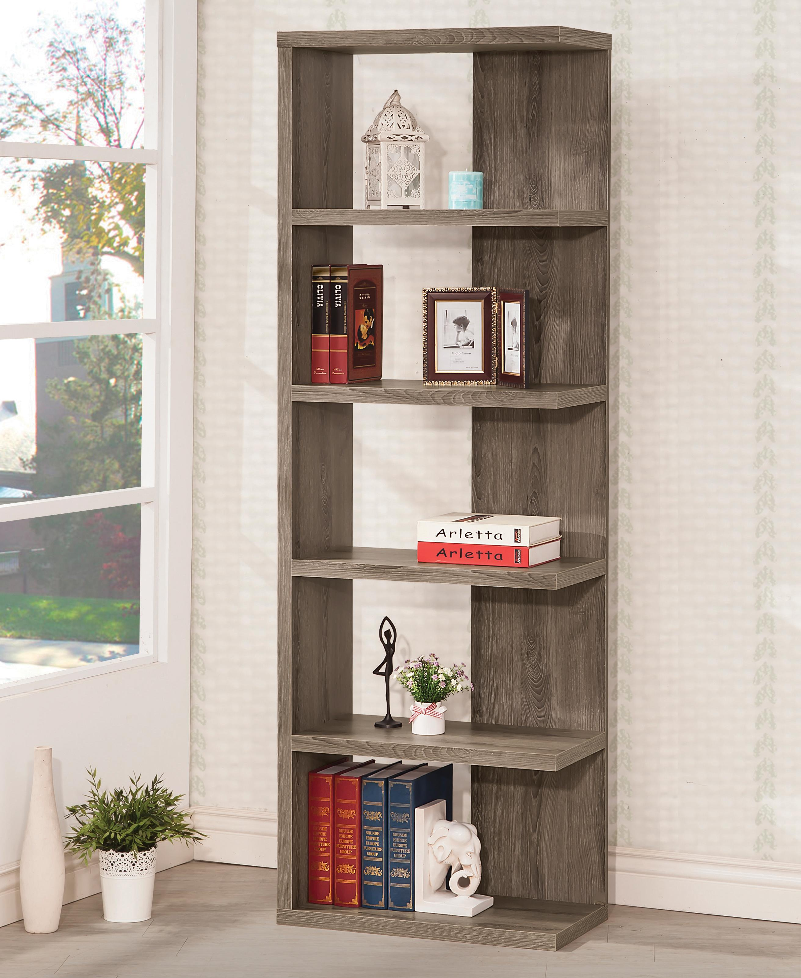 Bookcases Bookcase by Coaster at Northeast Factory Direct