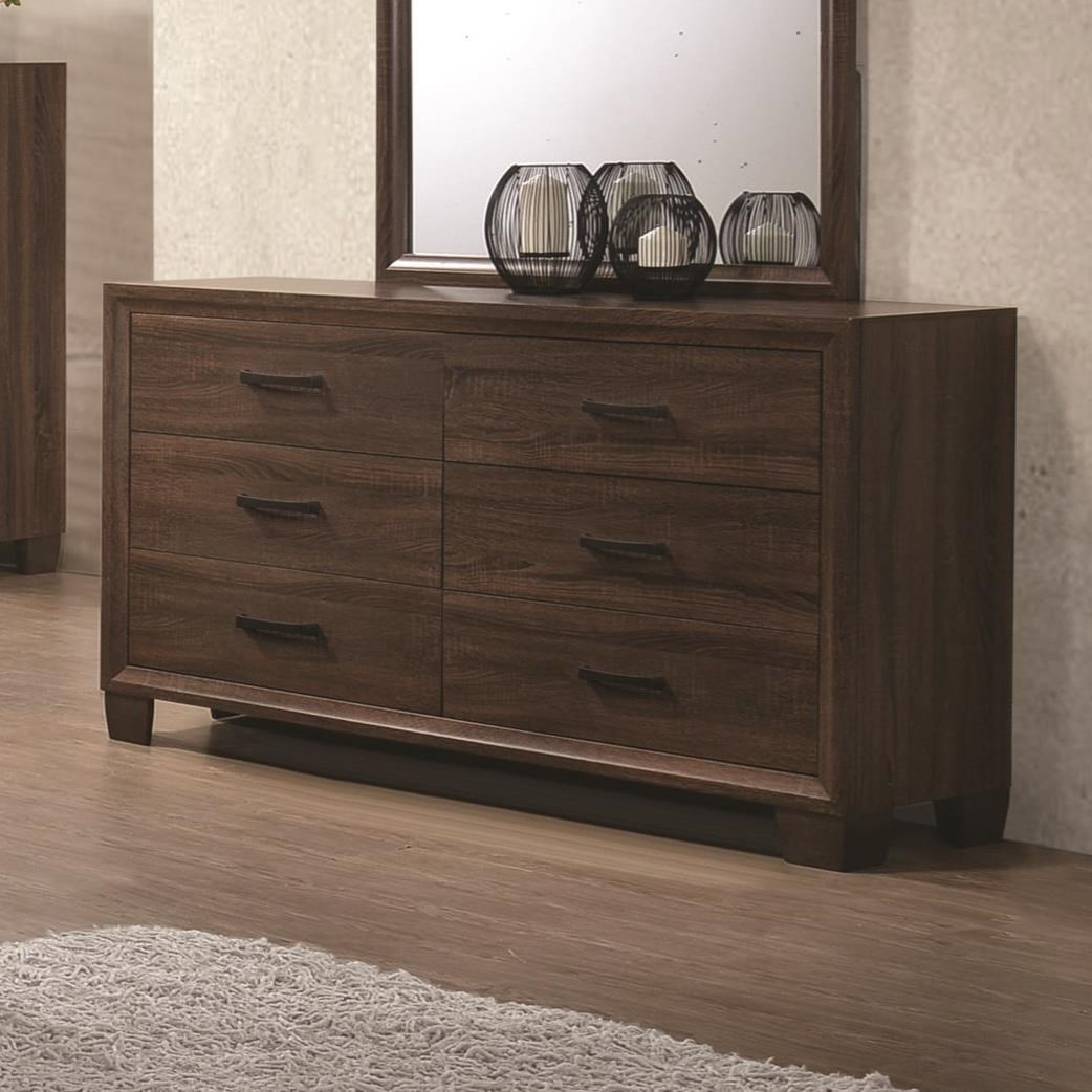 Brandon Dresser by Coaster at Northeast Factory Direct