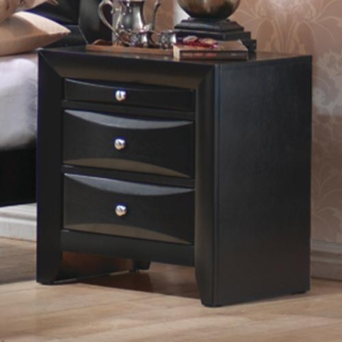 Briana Nightstand by Coaster at Northeast Factory Direct