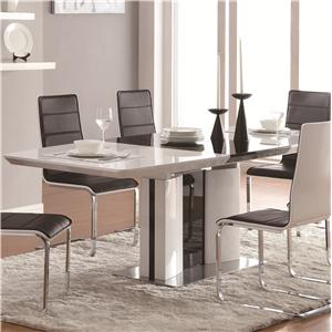 Coaster Broderick Rectangular Dining Table