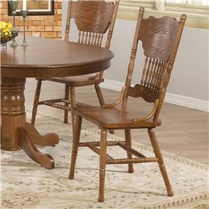 Coaster Brooks Side Chair