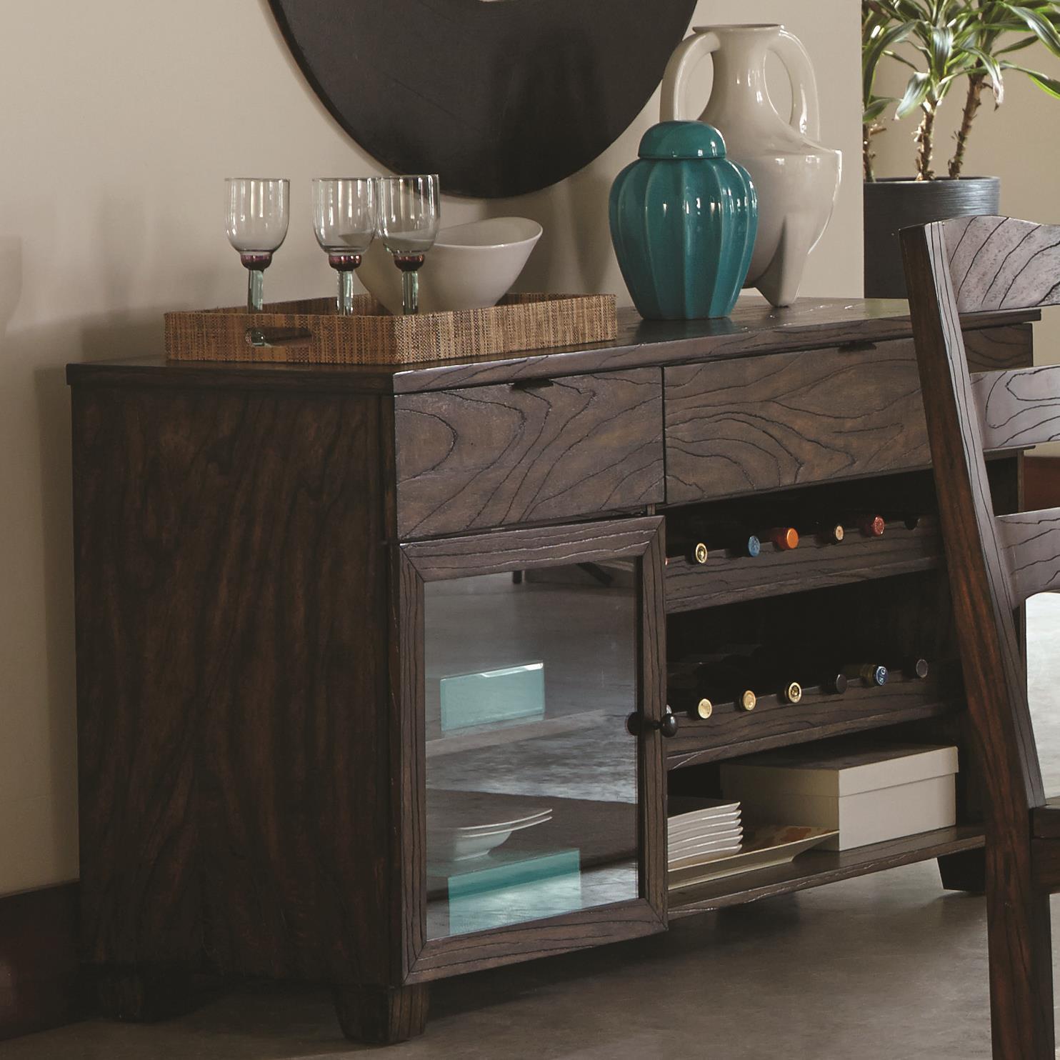 Calabasas Server by Coaster at Lapeer Furniture & Mattress Center