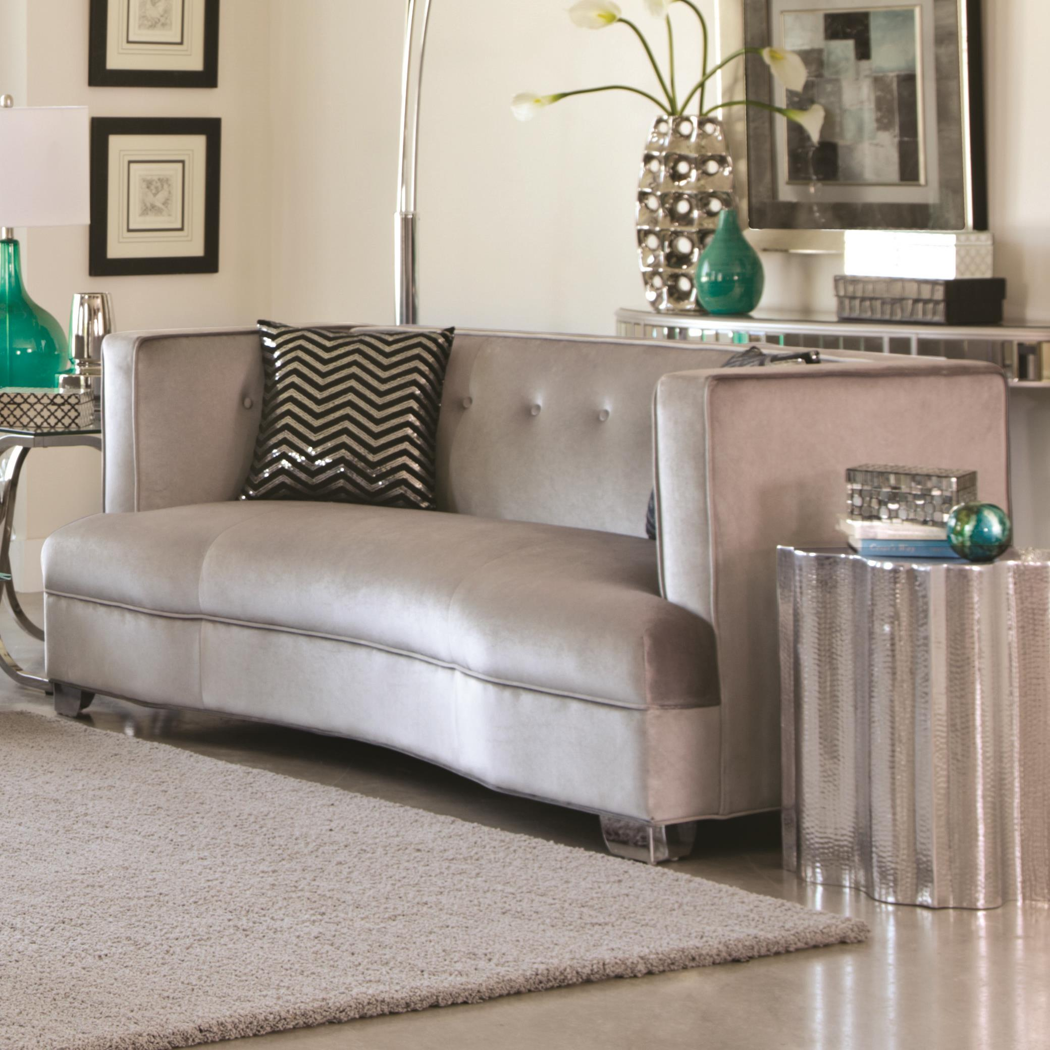 Caldwell Loveseat by Coaster at Lapeer Furniture & Mattress Center